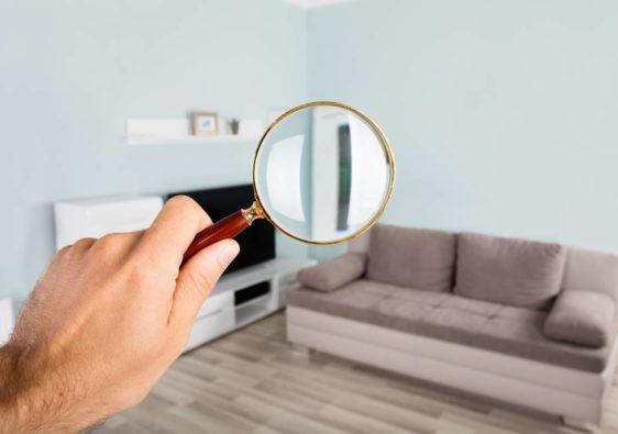Recherche de location immobilière